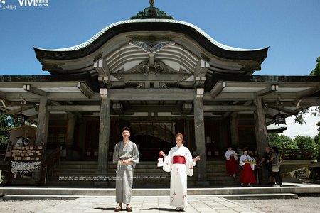 海外婚紗 - 日本大阪