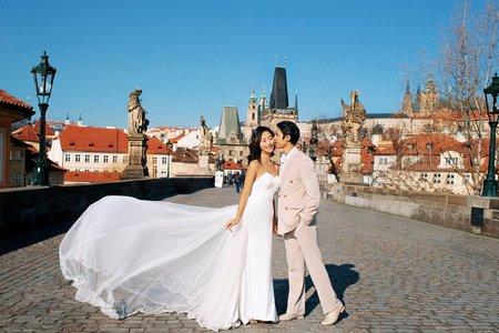 薇薇新娘海外婚紗拍攝