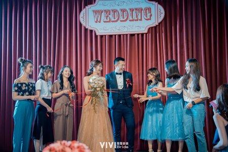 【婚攝】特別的日子,我們結婚了!