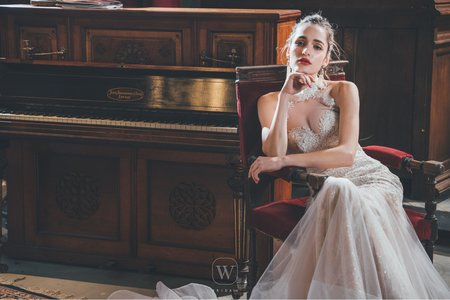 W Bridal 聯名品牌婚紗禮服