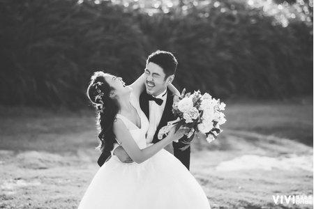美式婚紗(自然互動、光影、耐看回憶)