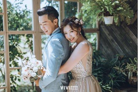 薇薇新娘熱門五大風格(美式、浪漫唯美、素背、大自然清新、華麗歐風