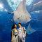 『海外婚紗』機長 老師 沖繩水族館(編號:51232)