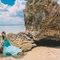 『海外婚紗』機長 老師 沖繩水族館(編號:51233)