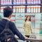 松山機場 濱江街 看飛機 拍飛機 機場拍婚紗(編號:51544)