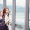 松山機場 濱江街 看飛機 拍飛機 機場拍婚紗(編號:51549)