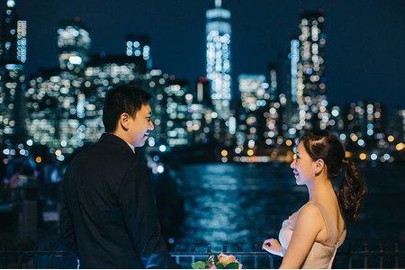 紐約 夜景