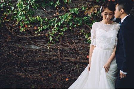 華山婚紗 走拍婚紗 自然風格