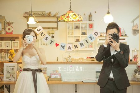 氣球婚紗 super taxi 日系雜貨風 手作教室