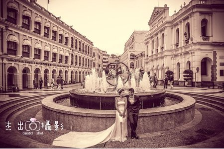 『海外婚紗』澳門 Oversea in macau