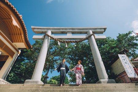 海外婚紗 沖繩