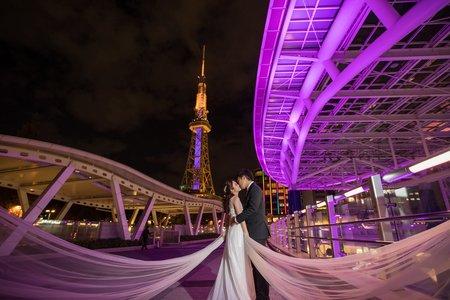 『海外婚紗』 名古屋