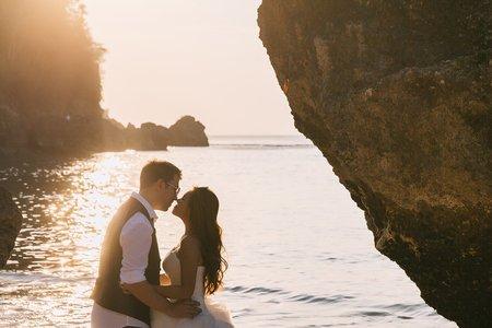 法國&台灣 峇里島海外婚紗