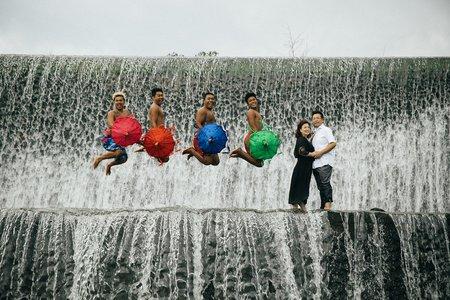 『峇里島海外婚紗』