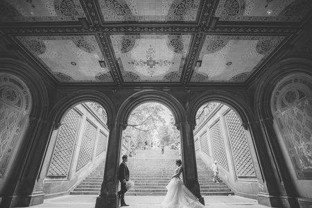 『海外婚紗 紐約』 專門拍紐約 當地攝影師 紐約都很熟