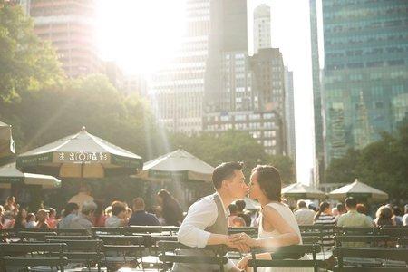『海外婚紗』紐約  Oversea in  Grand Central Terminal