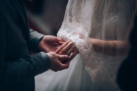 湖光教會 證婚儀式