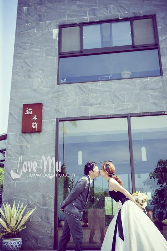 愛極簡(編號:516031) - Love.Mu冷沐婚紗攝影~藝術館《結婚吧》
