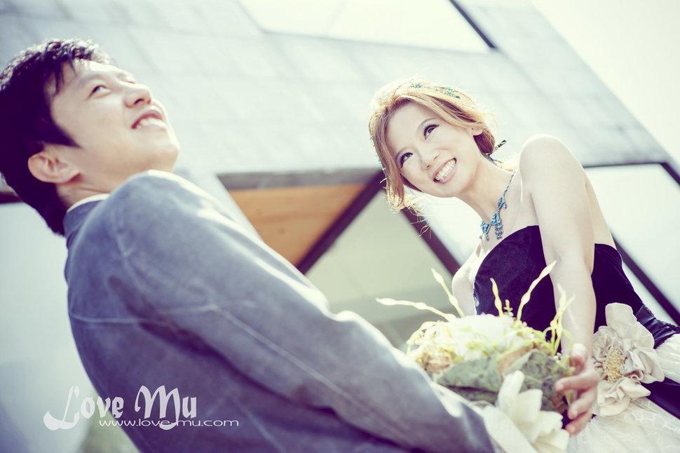 愛極簡(編號:516033) - Love.Mu冷沐婚紗攝影~藝術館《結婚吧》