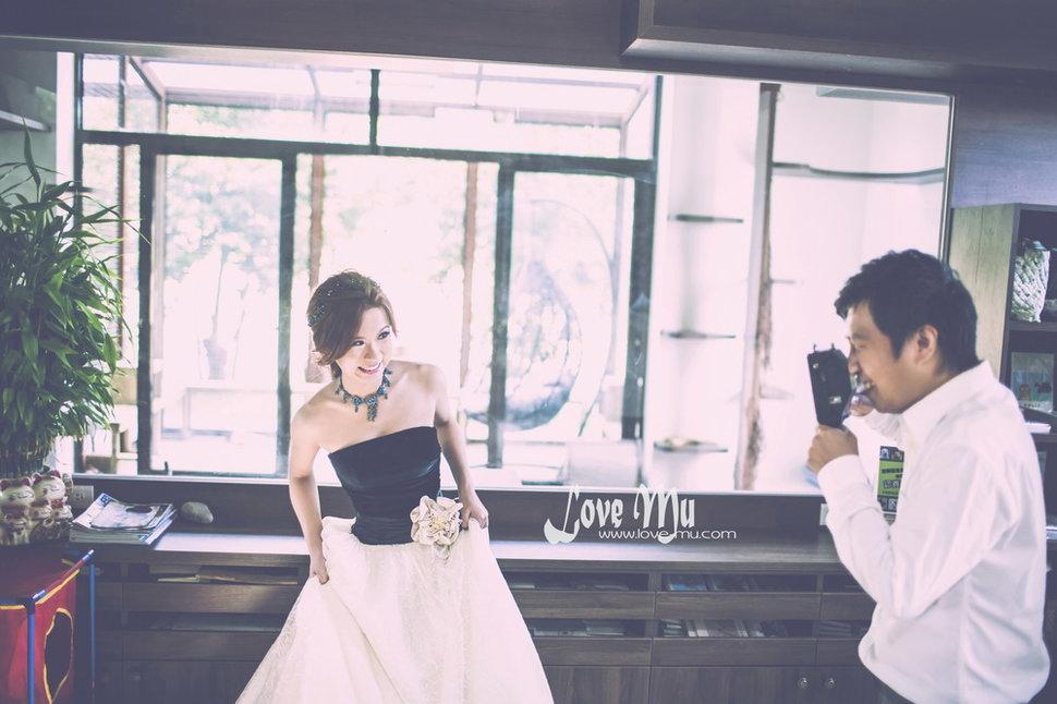 愛極簡(編號:516034) - Love.Mu冷沐婚紗攝影~藝術館《結婚吧》