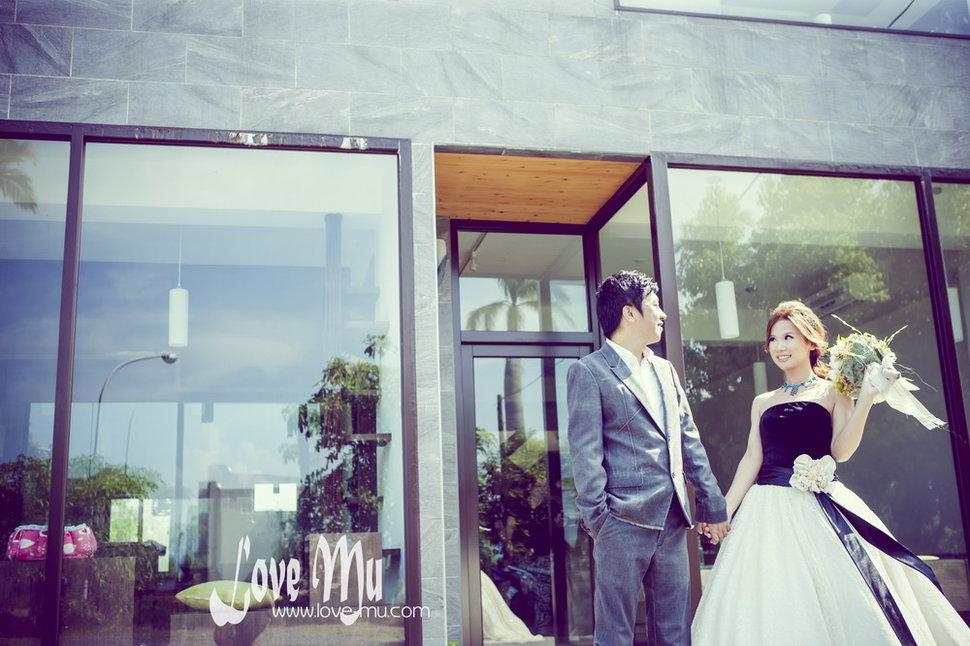愛極簡(編號:516035) - Love.Mu冷沐婚紗攝影~藝術館《結婚吧》