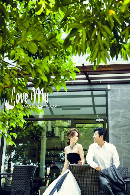 愛極簡(編號:516038) - Love.Mu冷沐婚紗攝影~藝術館《結婚吧》