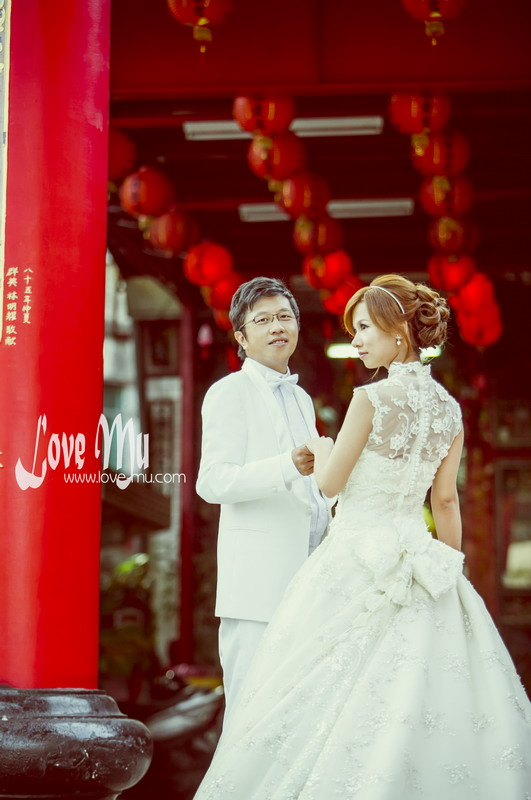 愛極簡(編號:516043) - Love.Mu冷沐婚紗攝影~藝術館《結婚吧》
