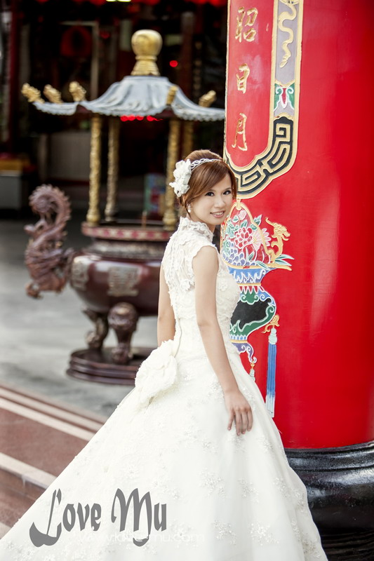 愛極簡(編號:516045) - Love.Mu冷沐婚紗攝影~藝術館《結婚吧》
