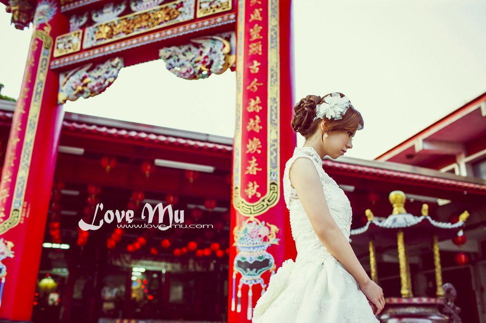愛極簡(編號:516051) - Love.Mu冷沐婚紗攝影~藝術館《結婚吧》