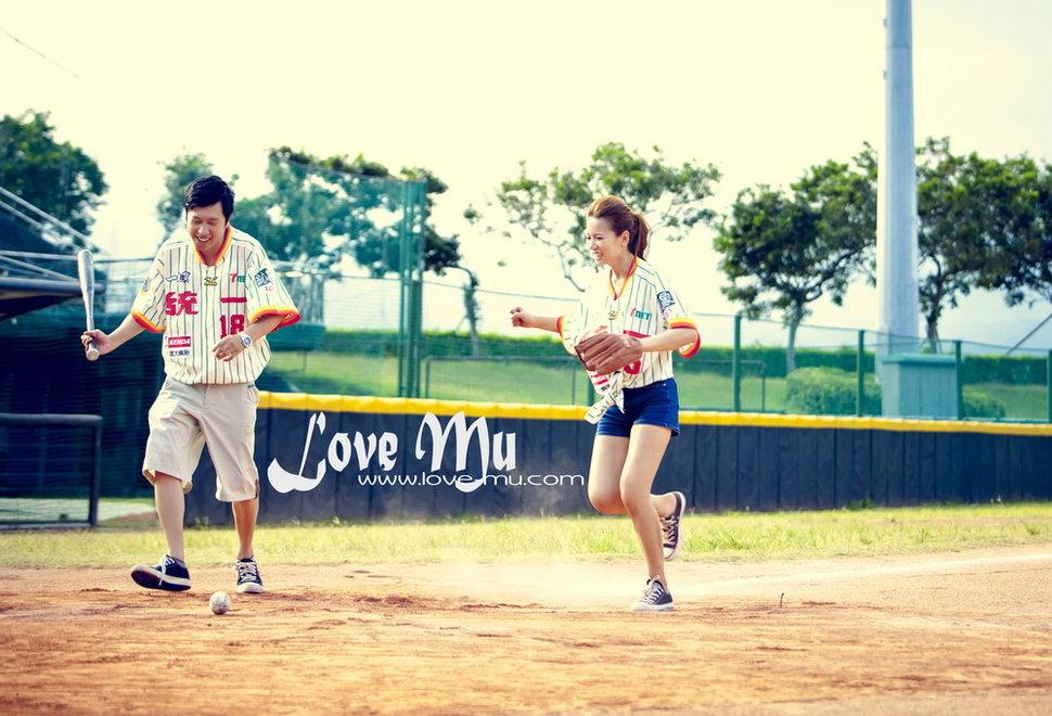 愛極簡(編號:516066) - Love.Mu冷沐婚紗攝影~藝術館《結婚吧》