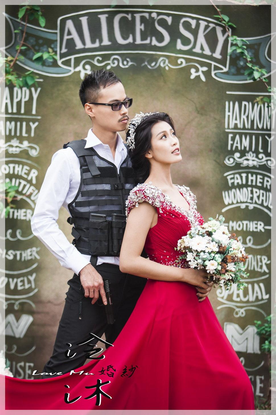 棒-022 - Love.Mu冷沐婚紗攝影~藝術館《結婚吧》