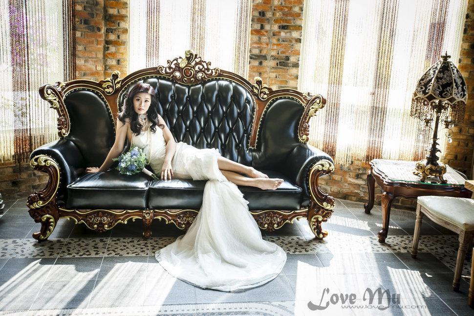 棒-038 - Love.Mu冷沐婚紗攝影~藝術館《結婚吧》