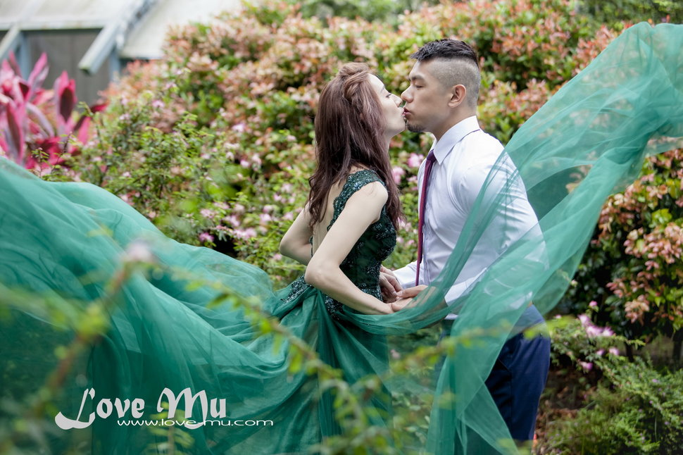 鈺-011 - Love.Mu冷沐婚紗攝影~藝術館《結婚吧》