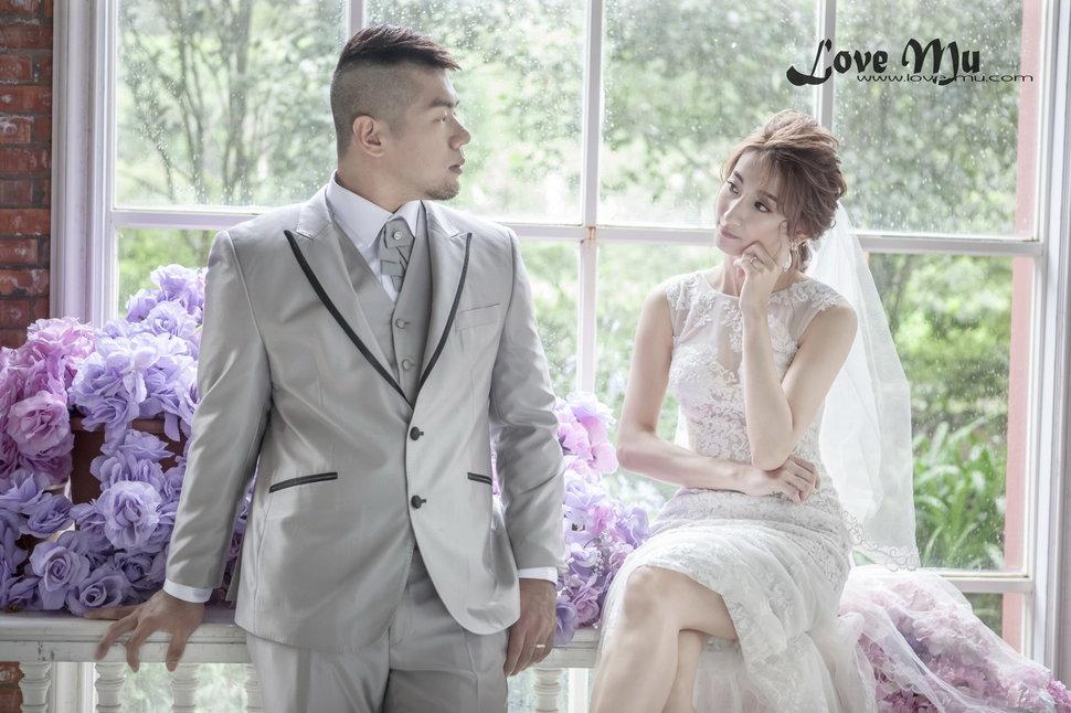 鈺-0008 - Love.Mu冷沐婚紗攝影~藝術館《結婚吧》