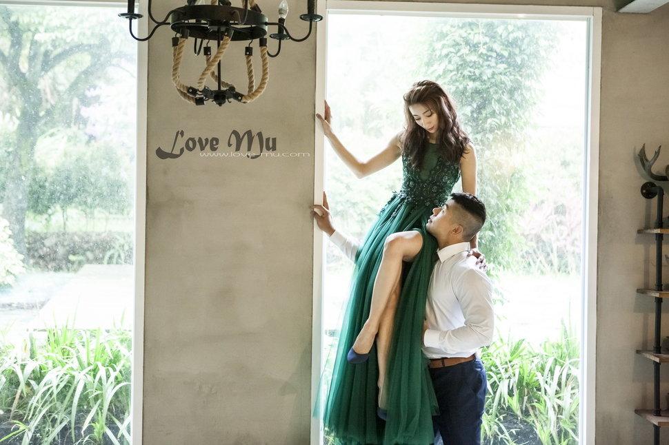 鈺-0019 - Love.Mu冷沐婚紗攝影~藝術館《結婚吧》