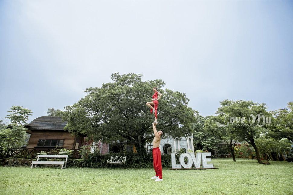 鈺-0023 - Love.Mu冷沐婚紗攝影~藝術館《結婚吧》