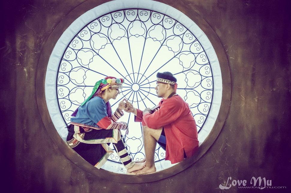 鈺-0033 - Love.Mu冷沐婚紗攝影~藝術館《結婚吧》