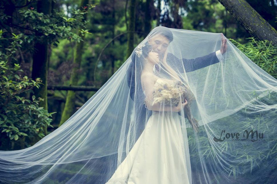N_42 - Love.Mu冷沐婚紗攝影~藝術館《結婚吧》