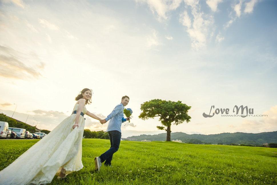 N_66 - Love.Mu冷沐婚紗攝影~藝術館《結婚吧》