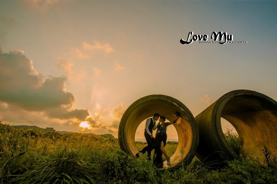 丞-0098 - Love.Mu冷沐婚紗攝影~藝術館《結婚吧》