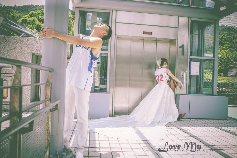 丞-0034 - Love.Mu冷沐婚紗攝影~藝術館《結婚吧》
