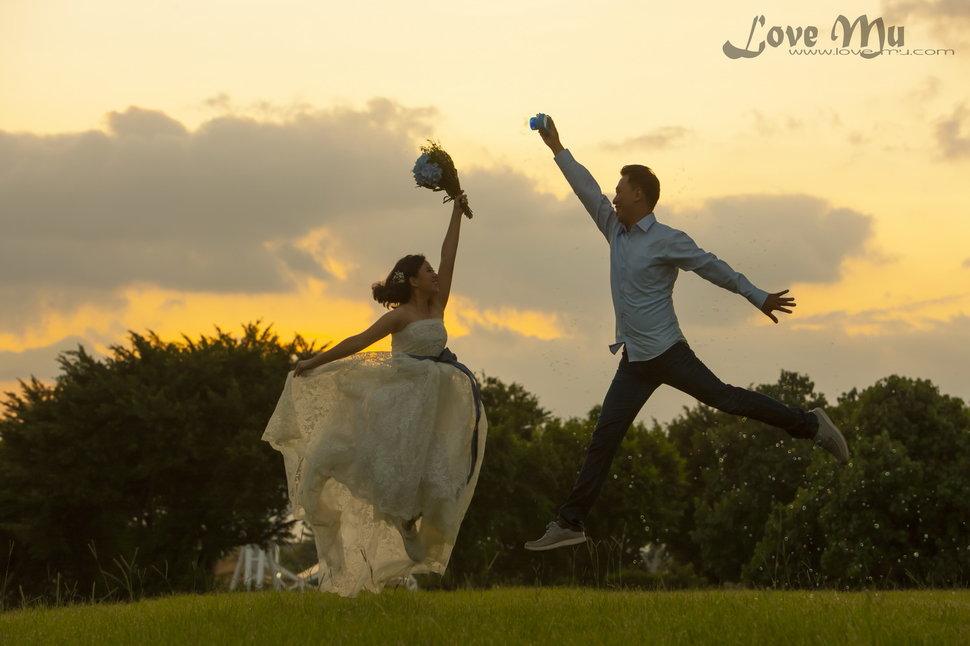 N-08 - Love.Mu冷沐婚紗攝影~藝術館《結婚吧》