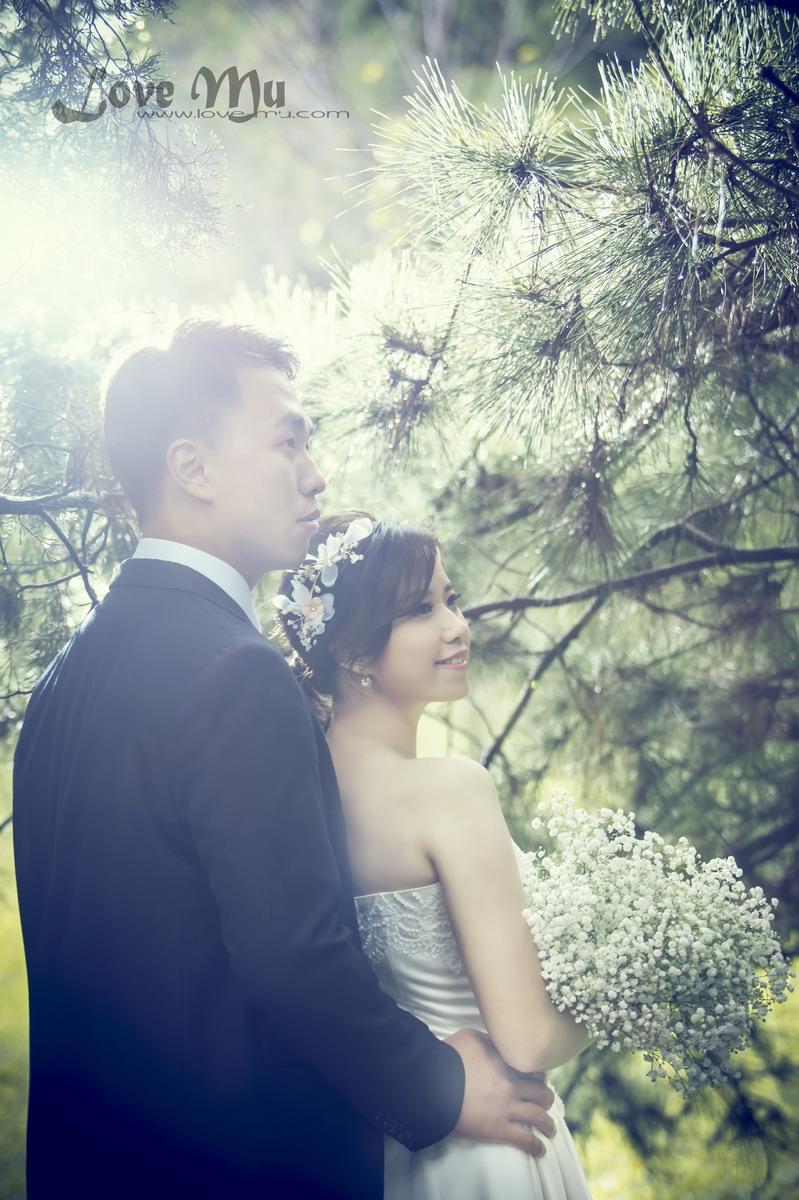 N-38 - Love.Mu冷沐婚紗攝影~藝術館《結婚吧》