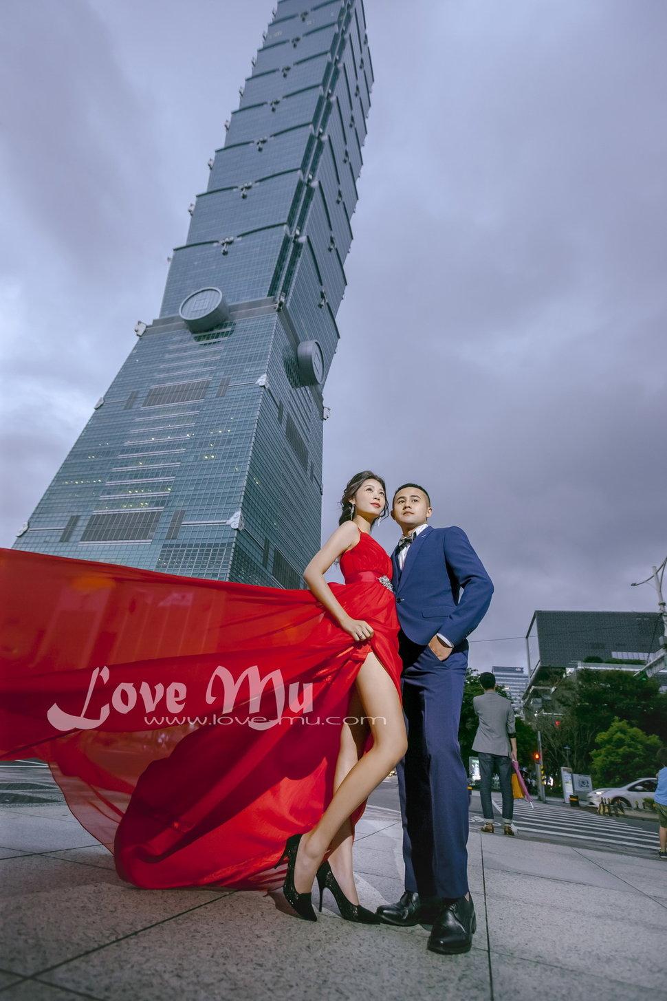 孟-009 - Love.Mu冷沐婚紗攝影~藝術館《結婚吧》