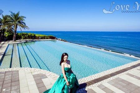 極致的藍。花東篇