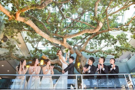 [凱瑟琳]美式風格婚禮攝影 #2