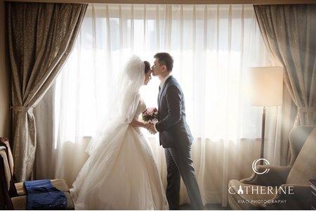 【凱瑟琳】婚禮攝影系列方案
