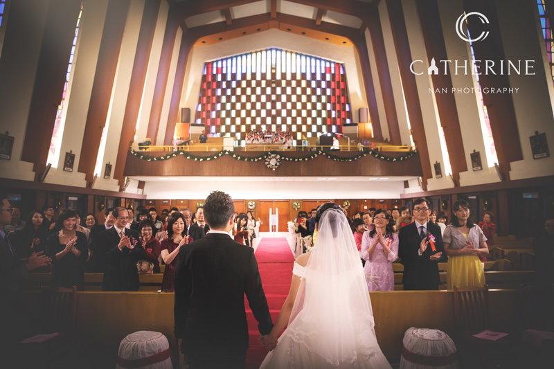 【凱瑟琳】婚禮攝影系列方案作品