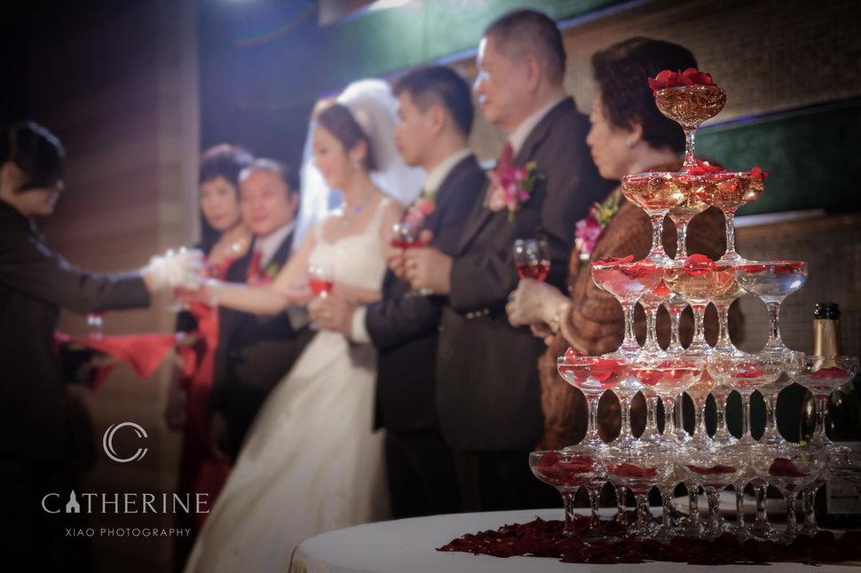 [凱瑟琳] 浪漫婚攝現場 #1(編號:429227) - 凱瑟琳婚紗攝影 - 結婚吧