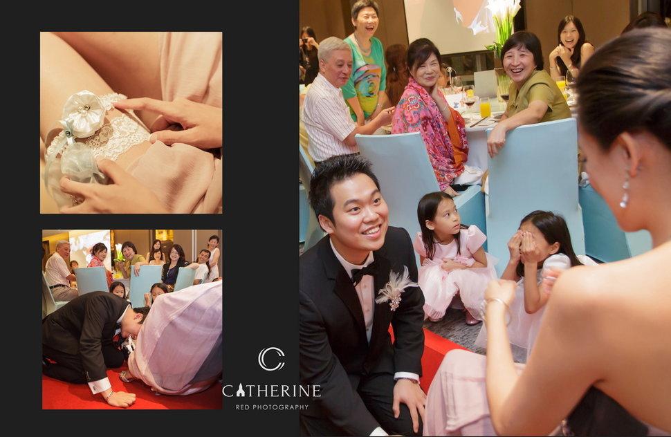 [凱瑟琳]華爾滋浪漫婚禮02 - 凱瑟琳婚紗攝影 - 結婚吧一站式婚禮服務平台